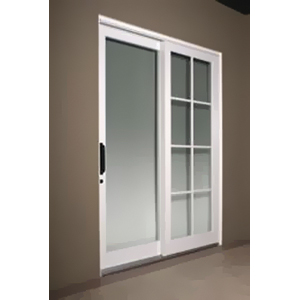 Series 560 impact-resistant aluminum sliding glass door | Window & Door