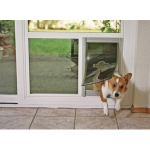 Patio Pet Door Conversion System