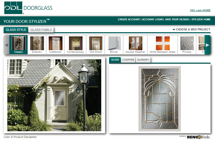 Your Door Stylizer From ODL