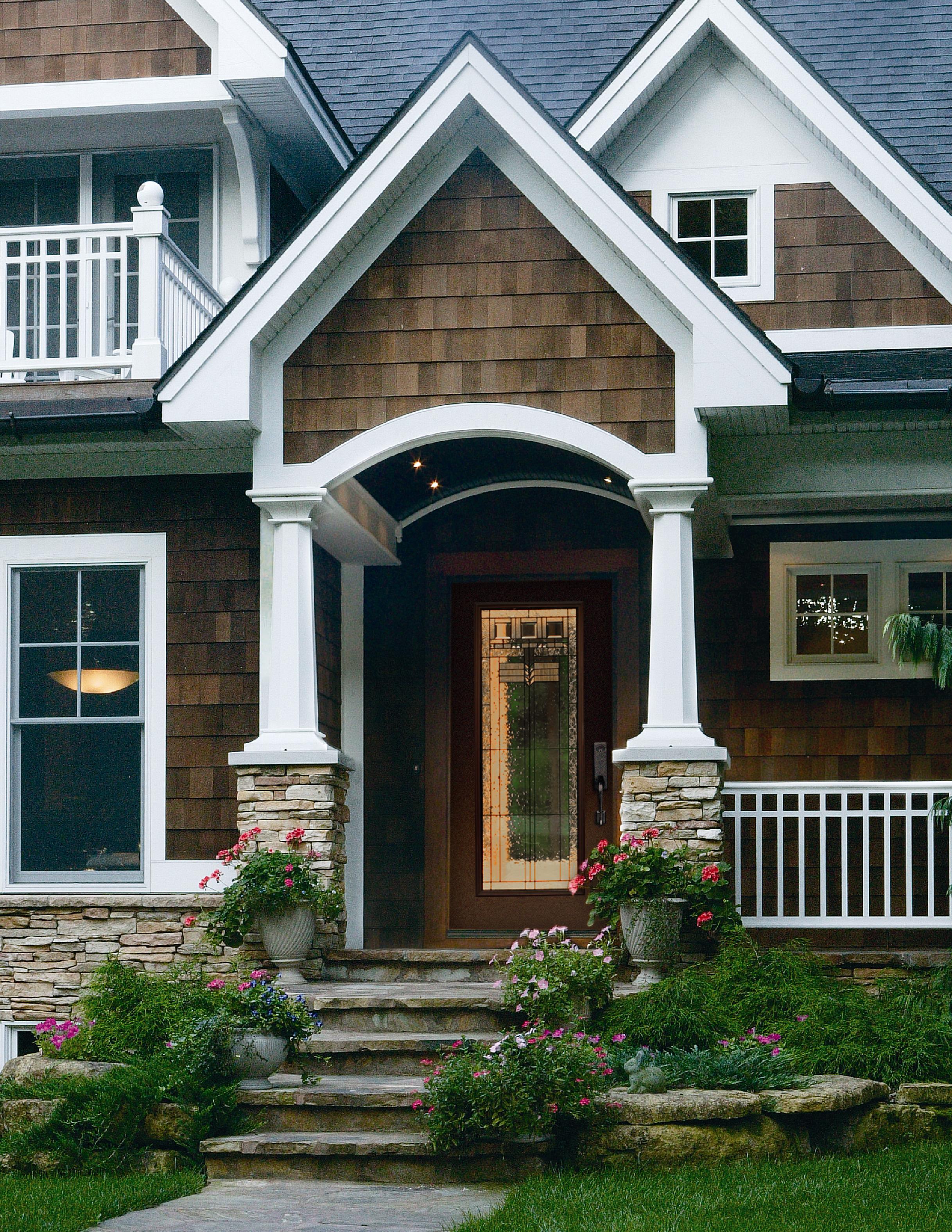 Steel And Fiberglass Entry Doors From Weather Shield Window Door