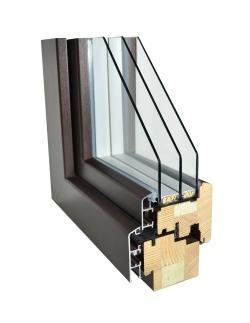 Premier 78 Alu Mira Advanced Window From Intus