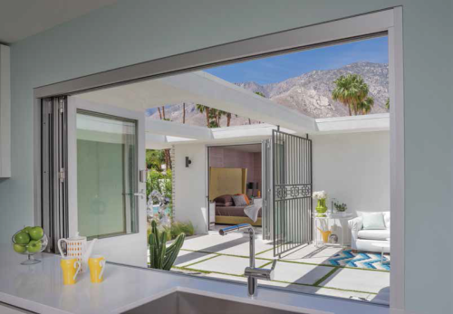 Exceptional The Challenge: LaCantina Doors Saw A Need For A Larger, Better Functioning  And More Stylish Pass Through Kitchen Window For Indoor/outdoor  Entertaining.