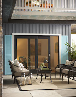 Mira Premium Impact Series 2 And 3 Panel Sliding Patio Door