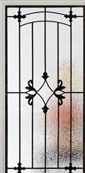 Decorative Doorglass From RSL