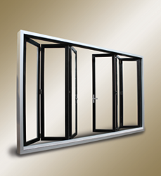 Gamco Corp.: B-F Series Aluminum Folding Door/Wall System | Window ...
