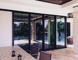 Solar innovations g3 multi track 90 degree sliding glass for Multi track sliding glass doors