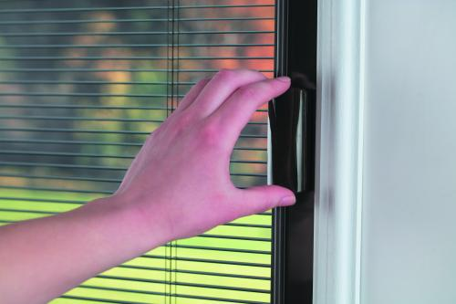 Odl Introduces Enclosed Blinds Color Collection Window