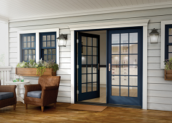 Essence Series French Patio Doors By Milgard
