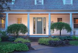 Smooth-Star Shaker-Style Door by Therma-Tru Doors & Smooth-Star Shaker-Style Door by Therma-Tru Doors | Window u0026 Door