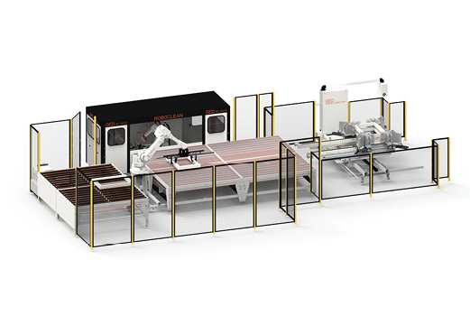 Roboflow Window Frame System By Ged Integrated Solutions