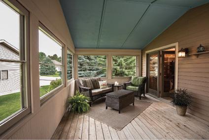 Glassbuild america 2018 window door for Scenix porch windows