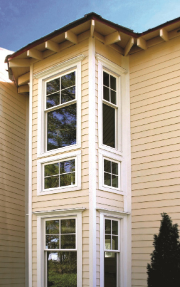 Quantum Double Hung Windows By Lincoln Windows And Patio Doors