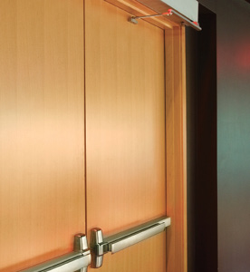 Veneer-wrapped Hollow Metal Door Frame by Contact Industries & Veneer-wrapped Hollow Metal Door Frame by Contact Industries ...