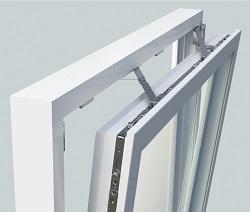 siegenia titan af hardware by fentro technologies window. Black Bedroom Furniture Sets. Home Design Ideas