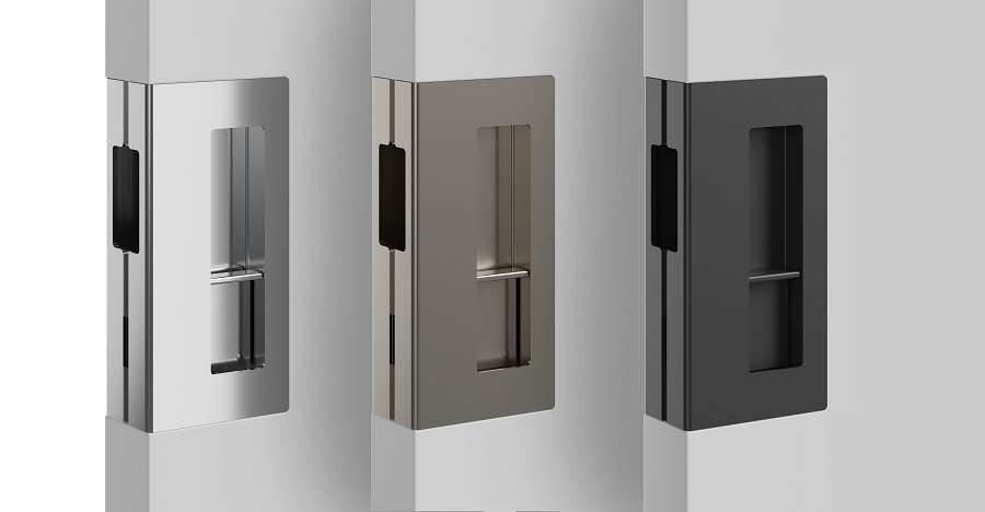 Privacy Pocket Door Lock