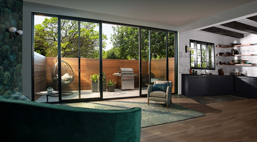 Contemporary Collection Next Gen Sliding Patio Door