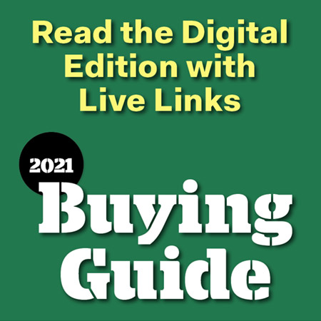 Digital Edition of 2021 Buying Guide