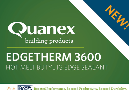 Edgetherm 3600 Hot-melt Butyl Sealant by Quanex Building Products