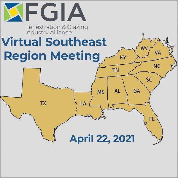 Registration Opens For FGIA Virtual Southeast Region Meeting