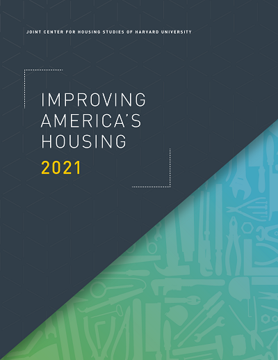 Pandemic a Boon for U.S. Home Improvement, according to Harvard Joint Center for Housing Studies 2021 Improving America's Housing Report