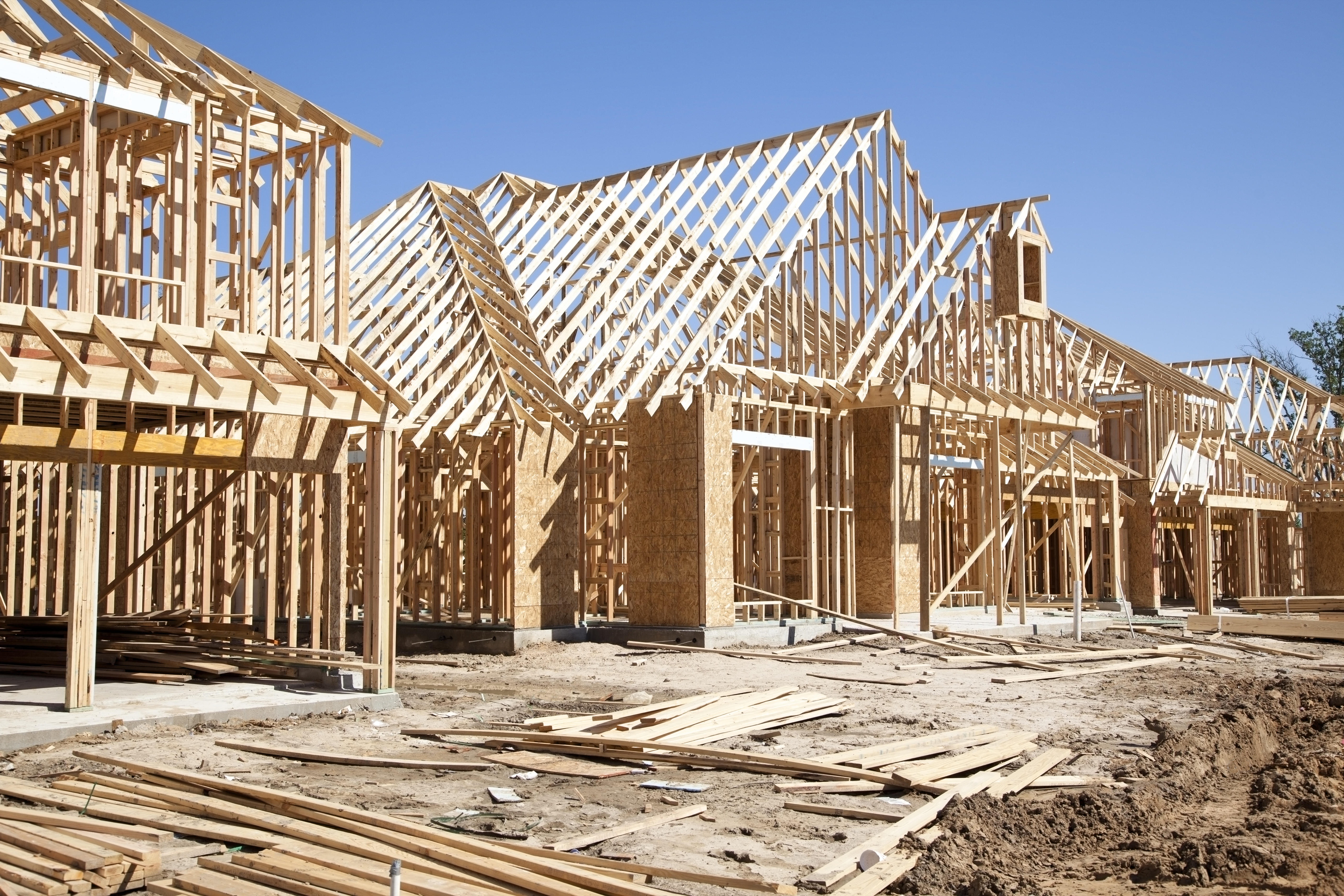 Rising Lumber Prices Add Nearly $36,000 to New Home Prices