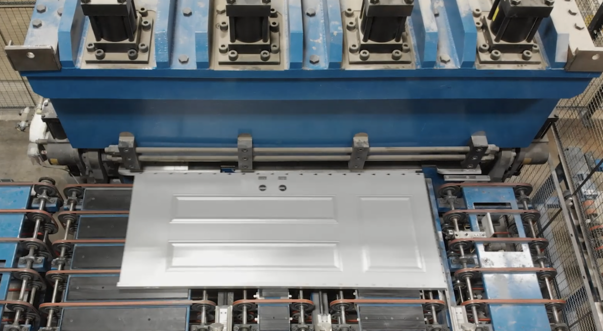 ProVia Expands Entry Door Production Facility