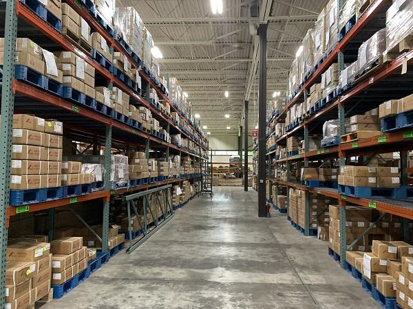 Roto North America Expands Warehouse Capacity