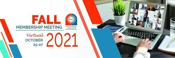 NFRC Transitions Fall 2021 Membership Meeting to Virtual Format