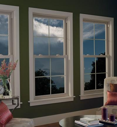 Simonton Reflections 5500 with SafePoint Glass Meets Missile C Impact-Resistant Certification